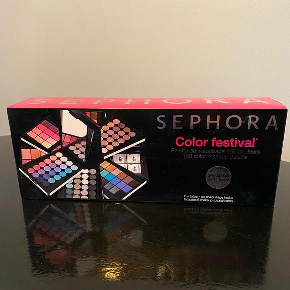 Sephora Other - Sephora Color Festival Palette